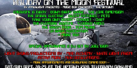 Holiday On The Moon Festival 2019 tickets