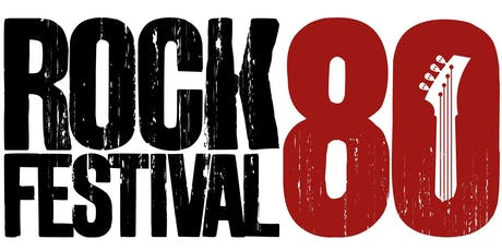 ROCK 80 FESTIVAL JPA - 25 a 27 de Outubro - Rio Shopping ingressos