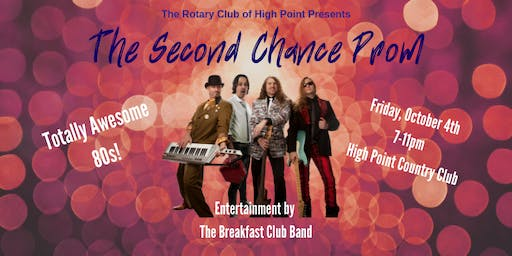 The Second Chance Prom, Totally Awesome 80s