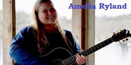 Amelia Ryland: Sat Night Live Music 9/28 6p at La Divina tickets