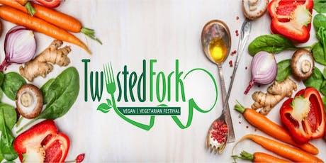 Twisted Fork - Vegan/Vegetarian Festival tickets