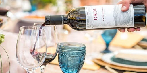 DAOU Vineyard Wine Dinner at SANTUARI Restaurant featuring Master Sommelier