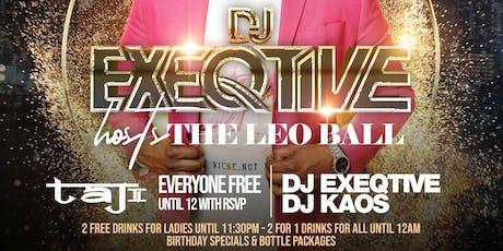 Power 105 TAJ On Saturday  Leo szn @Chase.Simms SimmsMovement Ladies night out Best Saturdays  tickets