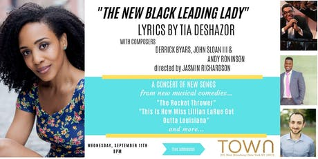 The New Black Leading Lady tickets