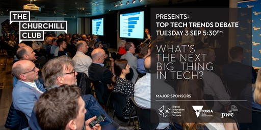 Top Tech Trends Debate 2019
