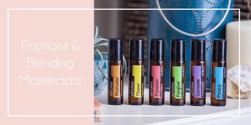 Emotions & Blending Essential Oil Master Class
