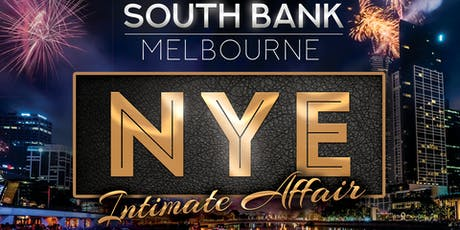 Melbourne New Years Eve - South Bank H2o tickets