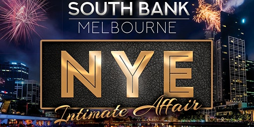 Melbourne New Years Eve - South Bank H2o