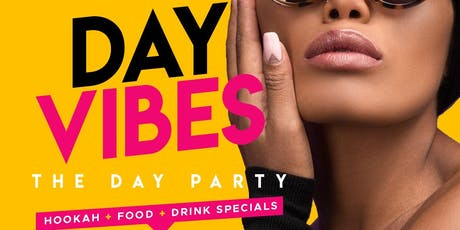 DAY VIBES: Day Party @ Mojito Lounge Raleigh tickets