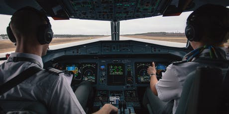 Aviation Seminar: How To Become A Commercial Airline Pilot tickets