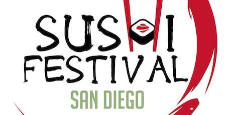 Sushi Festival San Diego 2019 tickets