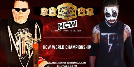 Xtreme Clean Presents HCW Full Force tickets