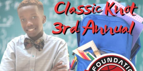 Classic Knot 3rd Annual Summer Jam Backpack Giveaway tickets