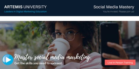 Social Media Mastery tickets