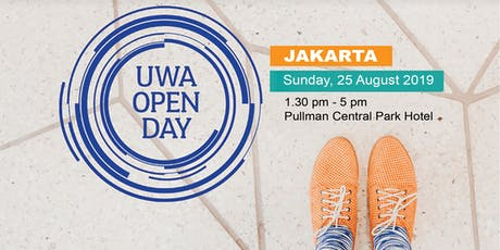 The University of Western Australia Open Day - Jakarta tickets