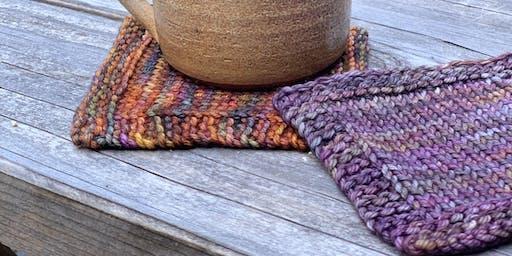 Beginning Knitting : Rug Mug