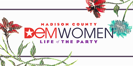 Madison County Democratic Women - October Thursday Luncheon tickets