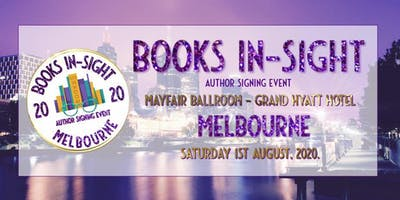Books In-Sight Melbourne Author Signing Event