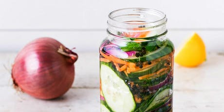 Fermenting for Health and Wellness tickets