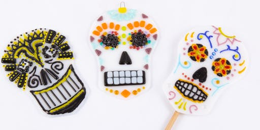Kiln Forming: Sugar Skull Workshop | 2019