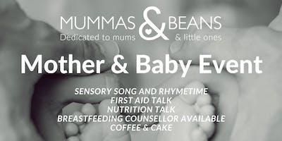 Mother & Baby Event Chislehurst Ada & Albert 25th September