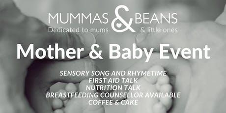 Mother & Baby Event Chislehurst Ada & Albert 25th September tickets