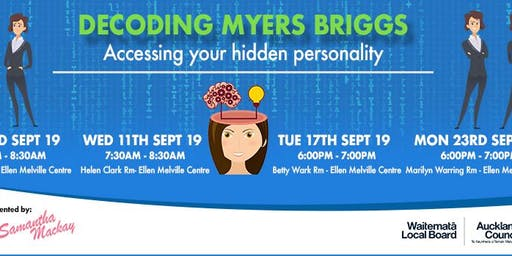 Decoding Myers-Briggs: Accessing Your Hidden Personality