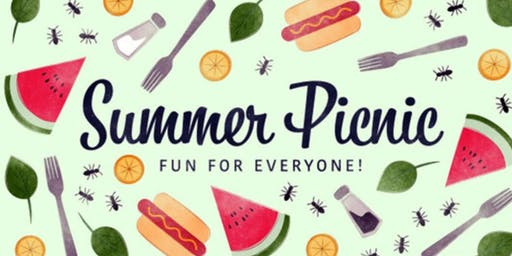 8.25.2019 Summer Pinic夏日野餐会和拔河大赛