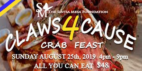 CLAWS FOR CAUSE tickets