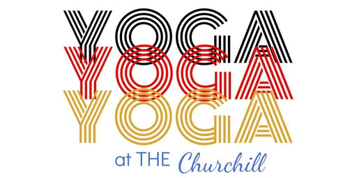 YOGA at The Churchill
