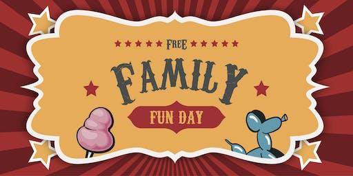 Free Family Fun Day in Stoughton