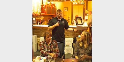Pybus University: Pairing Wine With The Holidays