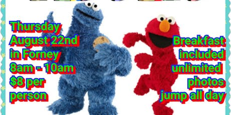 Breakfast With Elmo - Forney tickets