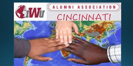 Cincinnati IWU Alumni - Community Outreach Volunteer Opportunity