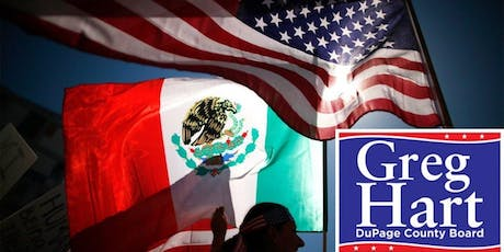 Walk with Greg Hart in the Mexican Independence Day Parade tickets