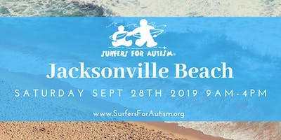 Volunteer for the 10th North Coast (Jacksonville) Beach Surfing Festival