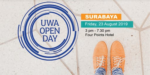 The University of Western Australia Open Day - Surabaya
