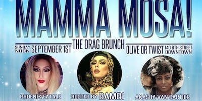 MAMA-MOSA: The Drag Brunch