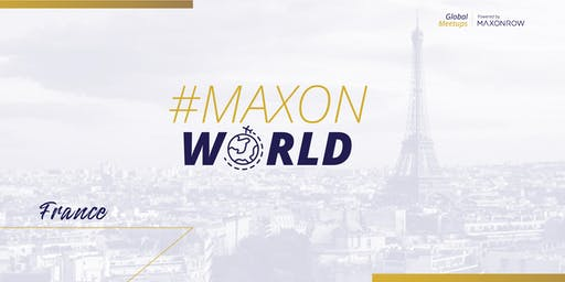 Let's Talk About Blockchain Paris - Powered by Maxonrow