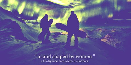 Plover Wellbeing presents  'A Land Shaped By Women' Film and Fundraiser tickets