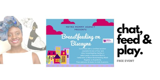 Breastfeeding on Biscayne