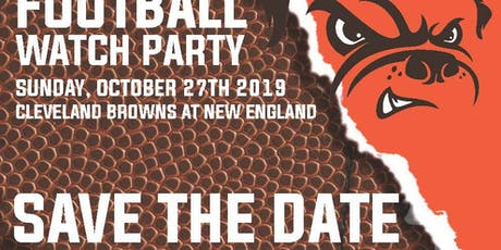 Cleveland Football Watch Party Fundraiser tickets
