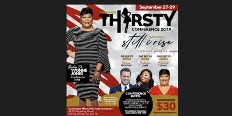 THIRSTY Conference 2019 tickets