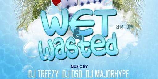 WET&WASTED CELEBRITY MANSION POOL PARTY