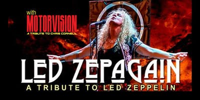 Led Zepagain and Motorvision
