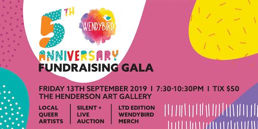 Wendybird 5th Anniversary Fundraising Gala