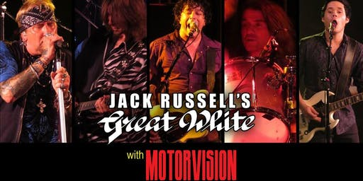 Jack Russell's Great White with Motorvision