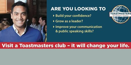Gold Coast Toastmasters Palm Beach Gardens tickets