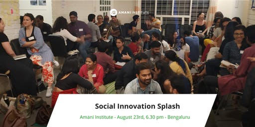 Social Innovation Splash