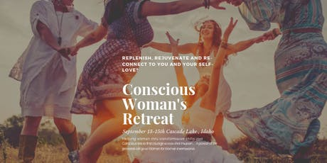 Conscious Woman's Retreat tickets